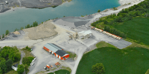 trp ready mix and stone quarries