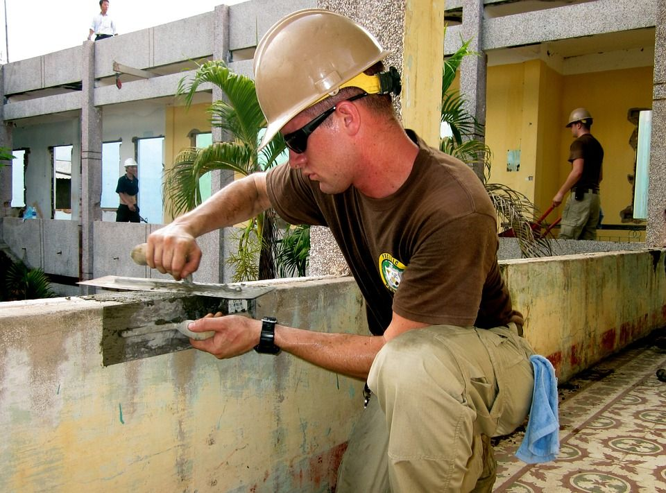 Use TRP Ready Mix for DIY jobs and small repairs, and leave the rest to concrete companies