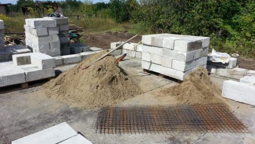 Concrete suppliers create porous concrete