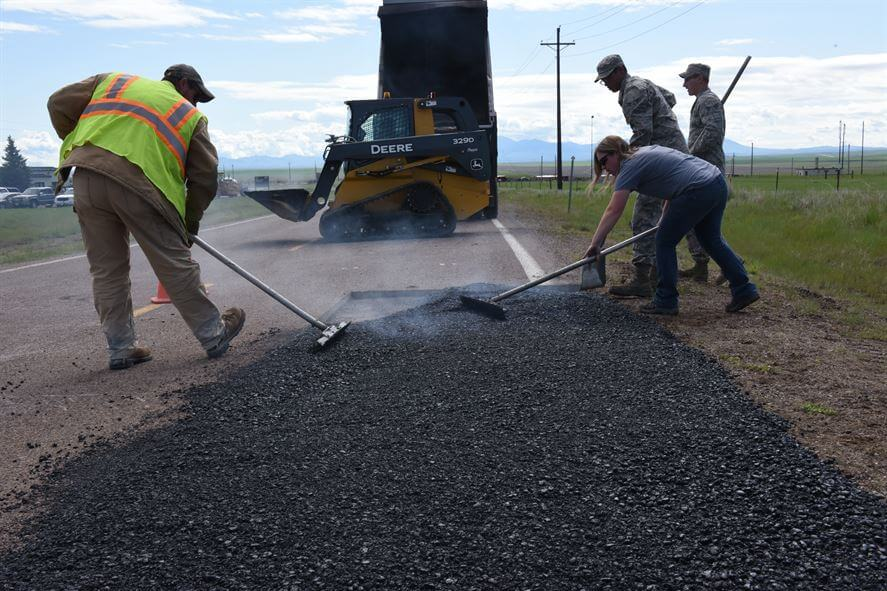 Hot mix asphalt requires certain conditions to ensure a high-quality finished product.