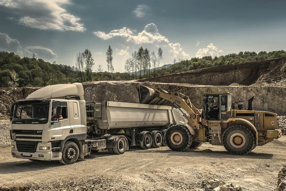 As stone quarries age, some companies are choosing to source stone from underground instead of expanding their quarry.